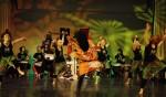 Mama Africa yliopiston juhlasalissa vuonna 2011.    Kuva: Pietari Puranen