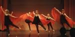 Disco Orientalin modernia itämaista tanssia yliopiston juhlasalissa vuonna 2011. Kuva: Pietari Puranen