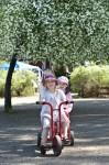Lastentapahtuma Mäki-Matin perhepuistossa vuonna 2010. Kuva: Jyrki Kauko